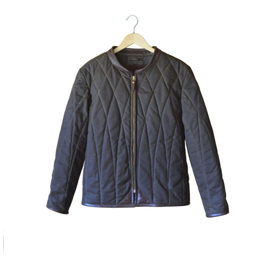 DE BRUIR Wax Jacket Main 2