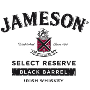 Jameson Black Barrel Logo