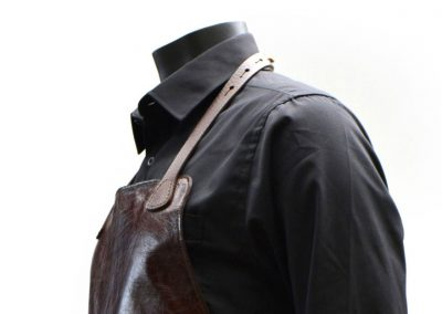 DE BRUIR Leather Catering Apron 14