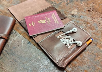 Cable and Passport Wrap