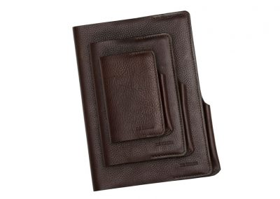 Handmade Leather Notebook Covers