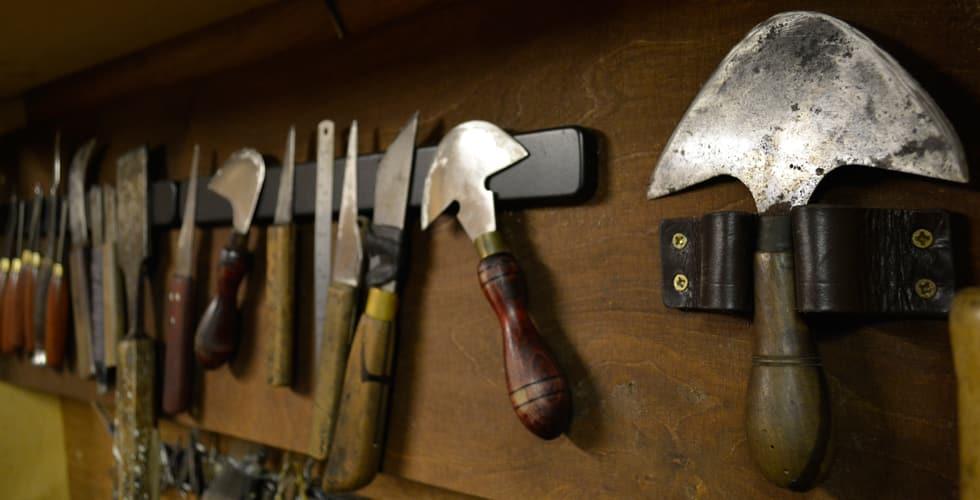 DE BRUIR - Tools
