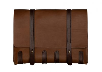 Leather Laptop Folder
