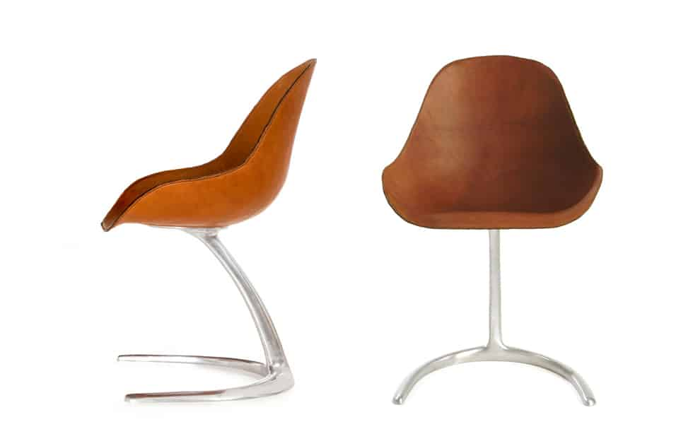DE BRUIR - Leather Chair 25