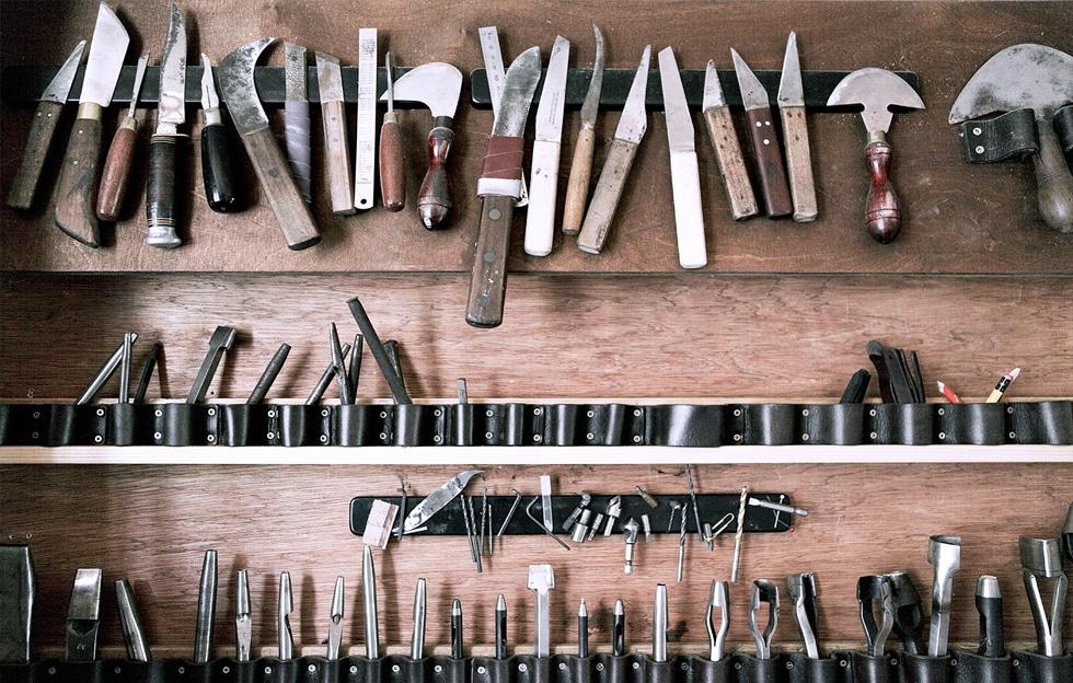 DE BRUIR -Workshop Knives