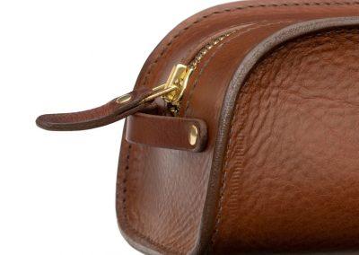 Gents Leather Washbag Kildare