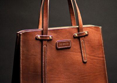 Tote Bag by DE BRUIR