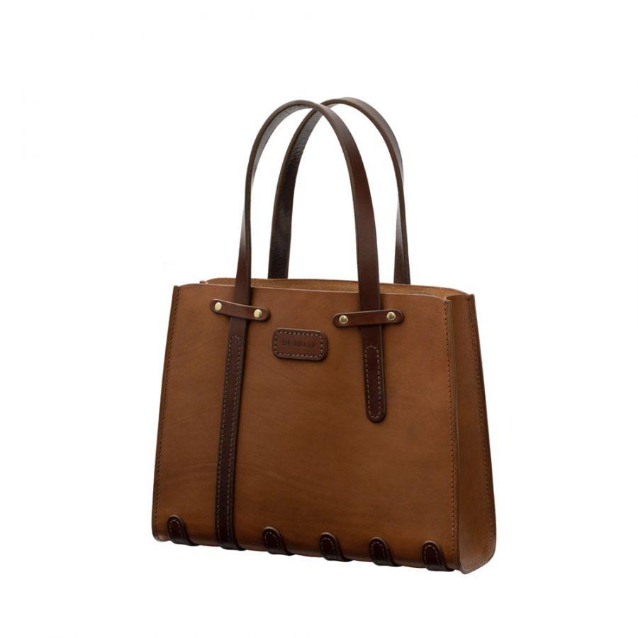 Ladies designer leather Tote Bag