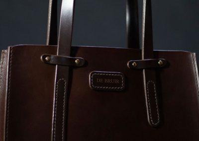 Designer Leather Toto Bag