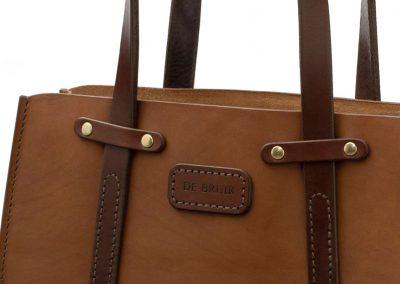 Designer-made handbag