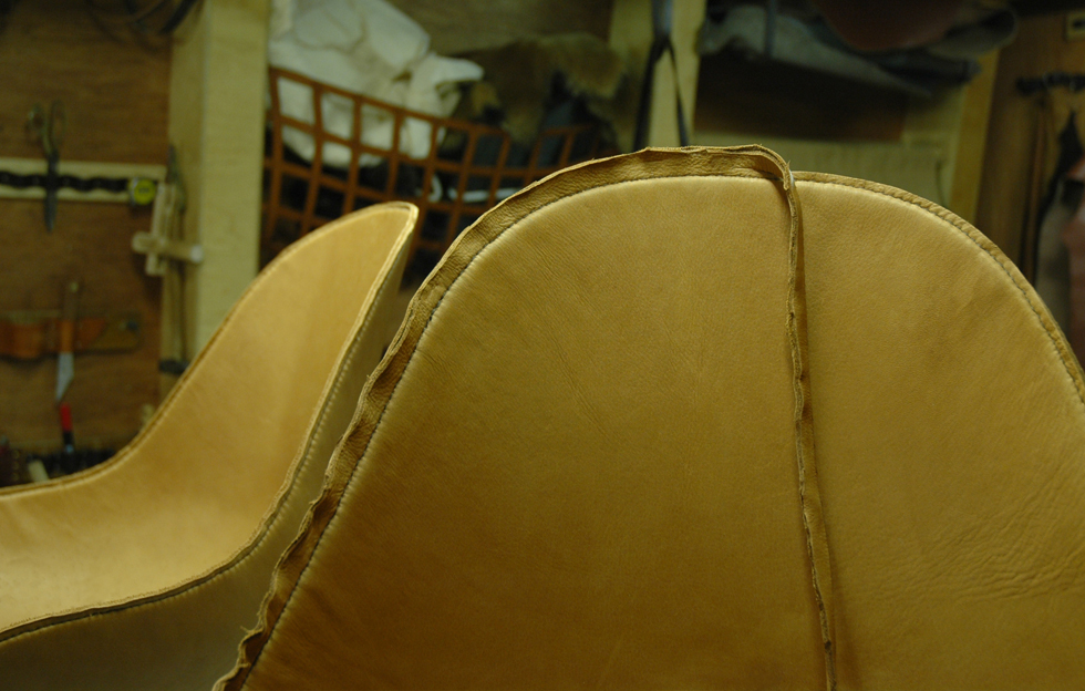 DE BRUIR - Chair Making