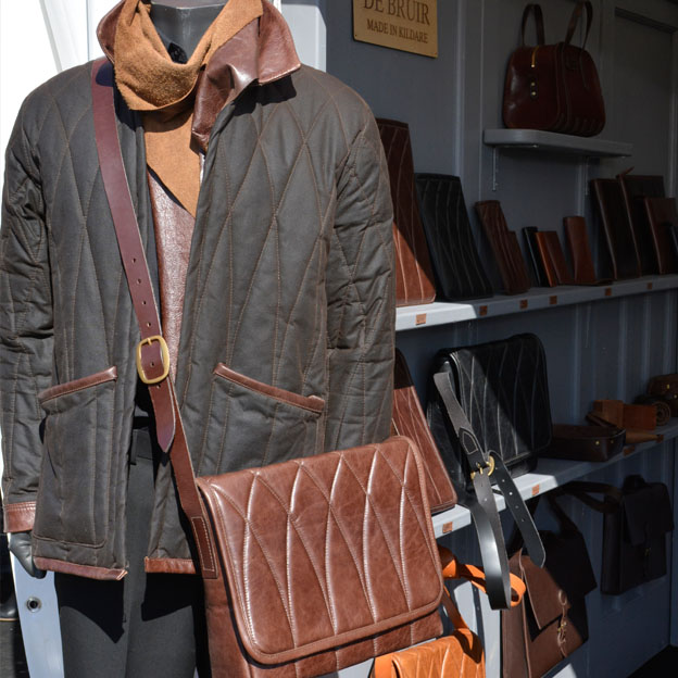 Waxed Coat design