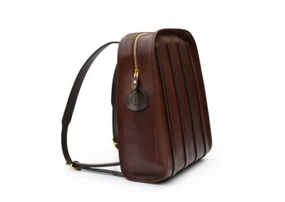 DE BRUIR - Leather Backpack 7