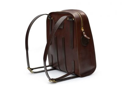 DE BRUIR - Leather Backpack 6
