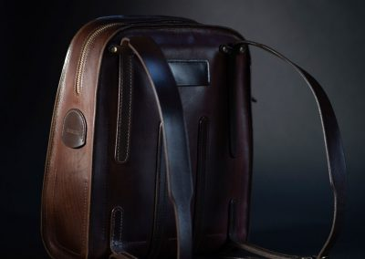 Carryon Leather Backpack Made in Ireland