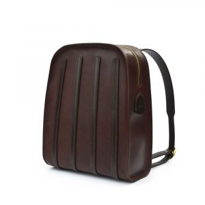 Leather Backpack by Garvan de Bruir, Kildare