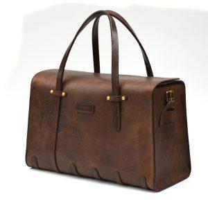 DE BRUIR Leather Bags - Flight Bag