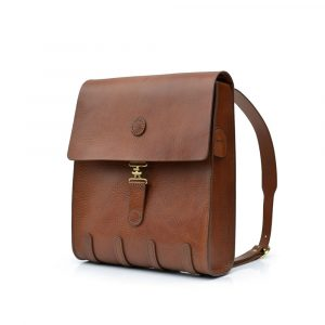 DE BRUIR - Handmade Leather Rucksack