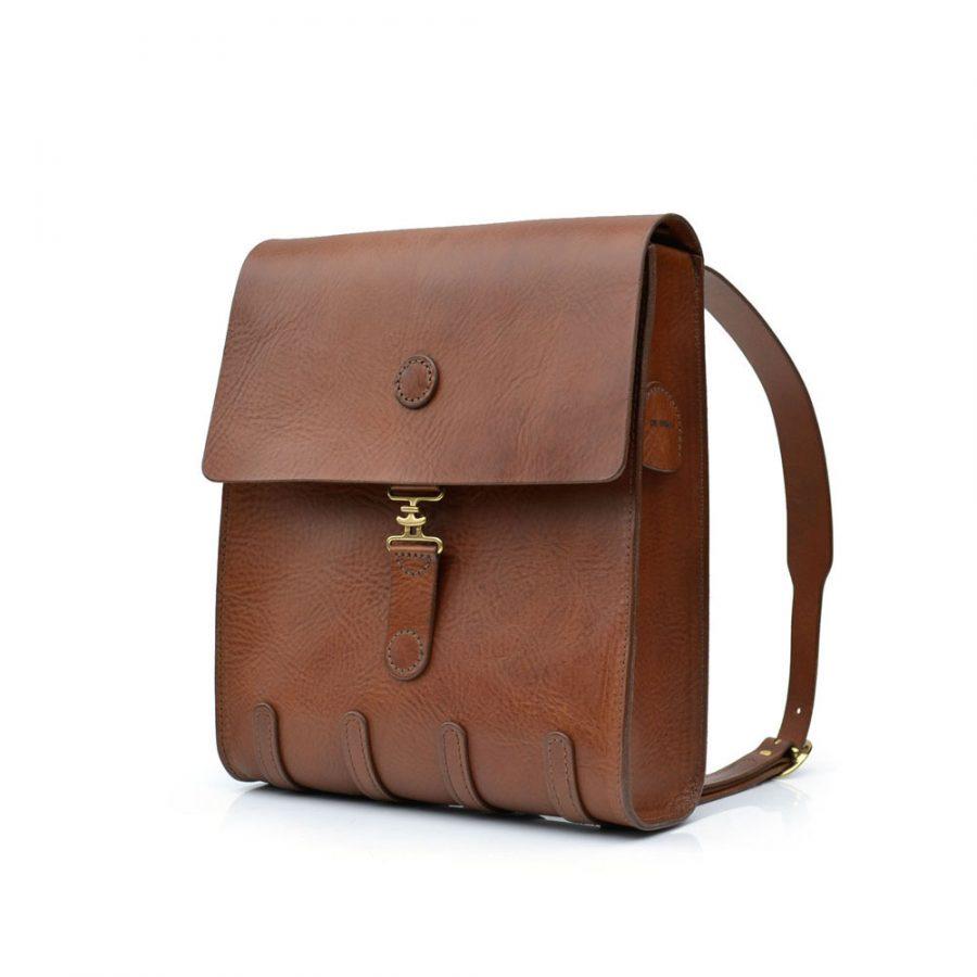 DE BRUIR - Handmade Leather Rucksack