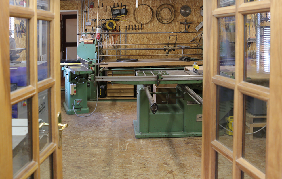 DE BRUIR - Wood Workshop