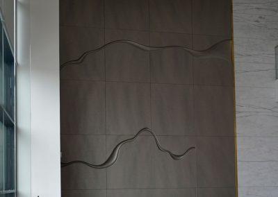 Leather Artwork by Garvan de Bruir