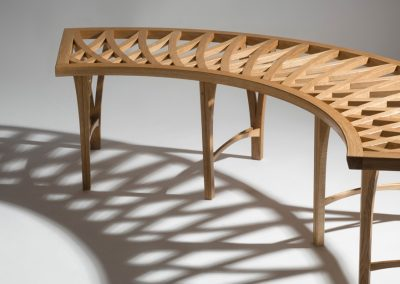 DE BRUIR Arabic Bench 34