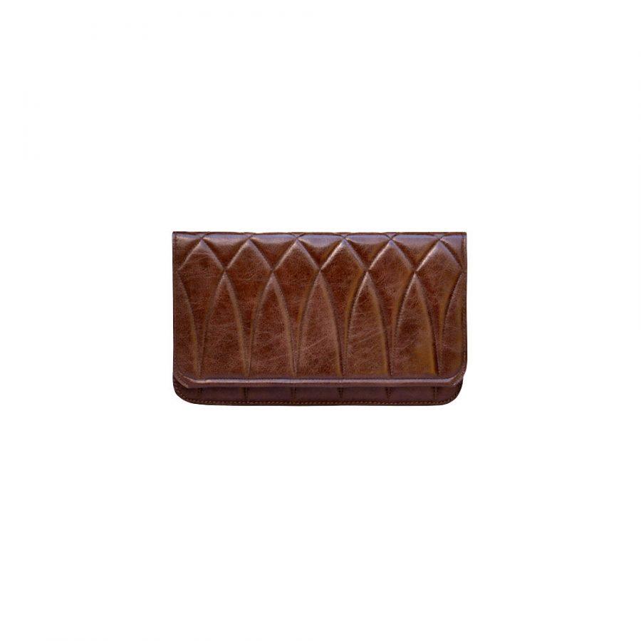 DE-BRUIR---Leather Clutch---Main