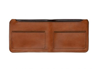 DE BRUIR Leather Bifold Wallet Gallery 7