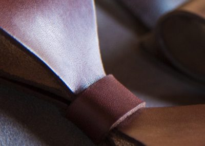 DE BRUIR Leather Bow Tie Gallery 7