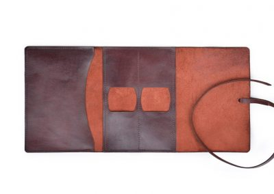 DE BRUIR Leather Cable Pouch 4