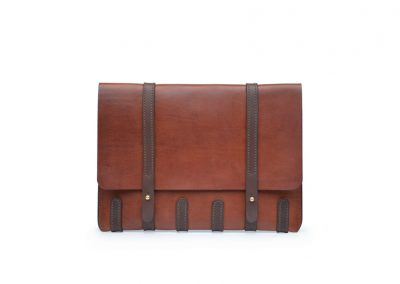 DE BRUIR Leather Folder 1