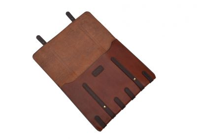 DE BRUIR Leather Folder 2