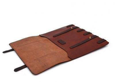 DE BRUIR Leather Folder 4