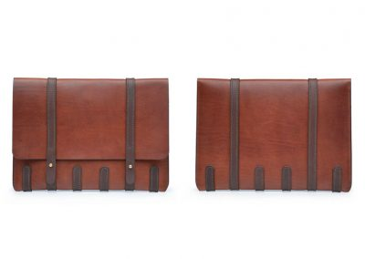 DE BRUIR Leather Folder 6