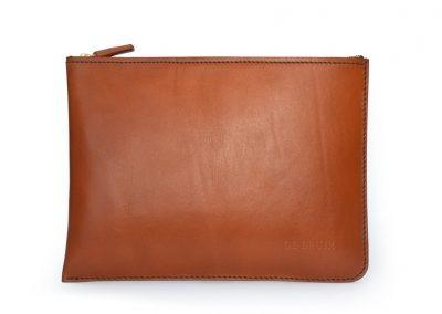 DE BRUIR Leather Folio 1