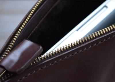 DE BRUIR Leather Folio 11