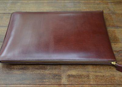 DE BRUIR Leather Folio 12