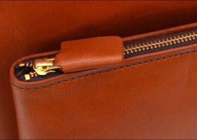 DE BRUIR Leather Folio 3