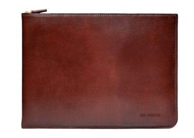 DE BRUIR Leather Folio 4