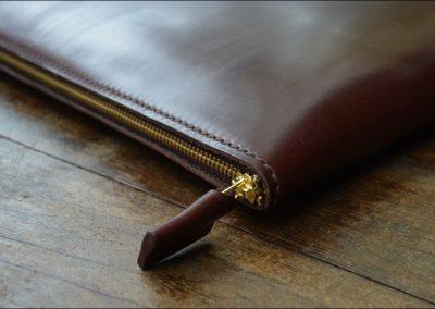 DE BRUIR Leather Folio 8