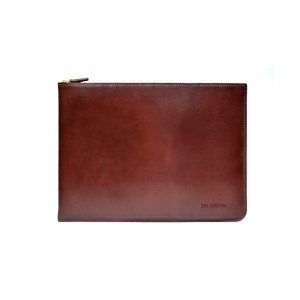 DE BRUIR Leather Folio Main