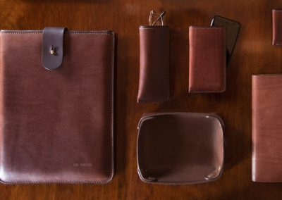 DE BRUIR Leather Glasses Case Gallery 12