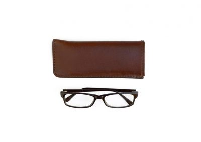 DE BRUIR Leather Glasses Case Gallery 3