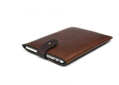 DE BRUIR Leather Macbook 1