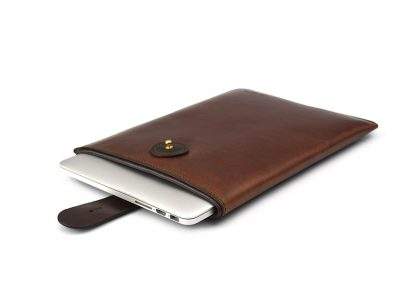 DE BRUIR Leather Macbook 2