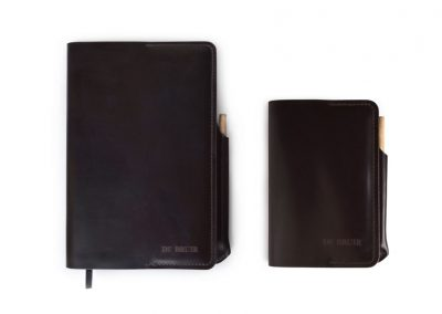DE BRUIR Leather Notebook 2