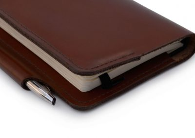 DE BRUIR Leather Notebook 3