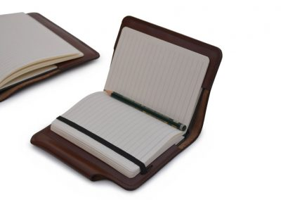 DE BRUIR Leather Notebook 5