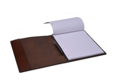 DE BRUIR Leather Notepad Cover 2