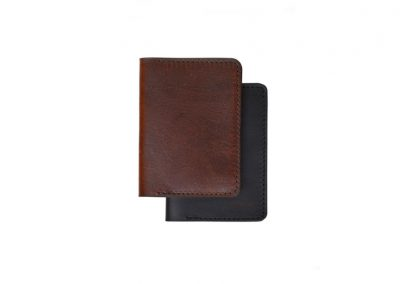 DE BRUIR Leather Passport Cover Gallery 3